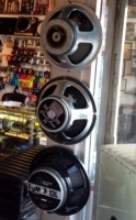 EVM, Celestion, and CTS speakers - CALL FOR PRICE