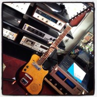 1960's Teisco TRG-1 w/built in amp - $650