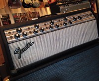 1974 Fender PA100 tube head - $600