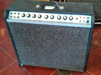 "60's Audio Guild tube amp w/12"" Weber Blue Dog and 10"" Jensen $1,200"