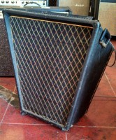 "1967 Vox ""The Orbiter"" 2x10"" amp $750"