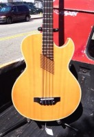 Washburn AB20 acoustic bass - $495