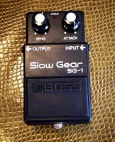 Boss SG-1 Slow Gear - $475