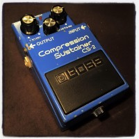 1986 Boss CS-2 Compression Sustainer - $125