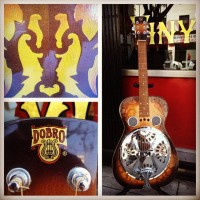 1984 Dobro 66S square neck resonator guitar w/ohsc $1,100