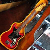 1960's Hargstrom II w/ohsc - $595