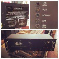 Tripp Lite LCR-2400 AC Voltage Regulator, AC Spike and Noise Filter - $150