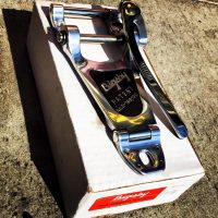 Bigsby vibrato tailpiece model B-7 - $150