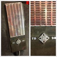 Telefunken TD-20 Dynamic Cardioid Mic - $149