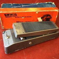 '70's Schaller Wau-wau bow-bow V2 pedal w/box - $295