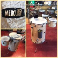 1960's Mercury Drums cocktail kit - $395