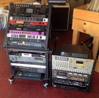 Many rack effects processors, preamps, & outboard gear in stock