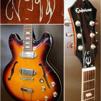 Epiphone Casino 1965 (John Lennon Inspired) re-issue - $875