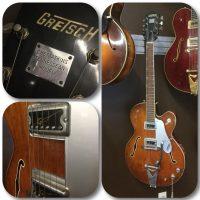 "1967 Gretsch ""Chet Atkins"" Tennessean w/ hsc - $2,395"