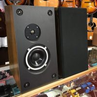 Ultraphase 2-way hi-fi speakers - $375