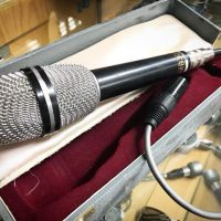 Vintage MB301-DX ribbon mic w/case - $599