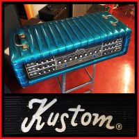 1970's Kustom K300-5 6 channel head - $495