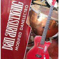 1969 Dan Armstrong (Danelectro) bass - $795