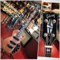 1973 Gibson Les Paul Triumph bass w/ohsc - $1,995