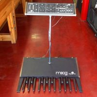 Early 1980;s Moog Taurus II analog synth - $1,395
