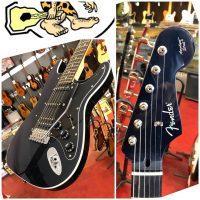2015 Fender Aerodyne Stratocaster w/gig bag - $745 Made in Japan