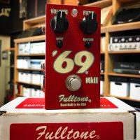 Fulltone '69 Mk II Germanium Fuzz w/box - $110