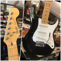 "1983 Fender ""Smith"" Stratocaster w/hsc - $1,250"