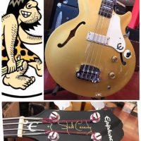 Epiphone Jack Casady bass - $645