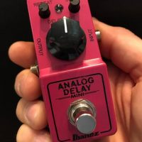 Ibanez Analog Delay Mini w/box - $65