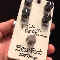 BearFoot Pale Green Apple compressor - $125