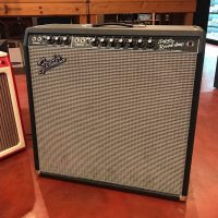 Fender Super Reverb re-issue w/foot switch and cover - $895