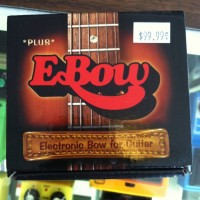 New- EBow +&#039;s $99.99