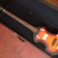 60's Airline / Valco Violin Bass w/ohsc $900