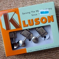 Kluson 6-in-line tuners $67