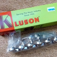 Kluson 6-on a strip tuners (metal buttons) $67