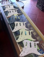Strat Pickguards from $10 to $22