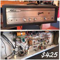 1966 Gibson Atlas IV tube head - $425