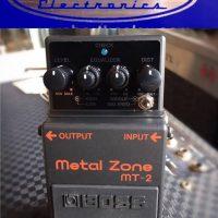 Boss MT-2 Metal Zone (Keeley Modded) - $140