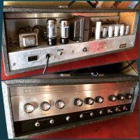 1960's Silvertone 1484 Twin Twelve amp - $550