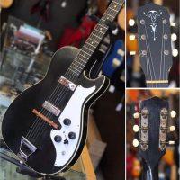 1962 Alden (Harmony) w/hsc - $795