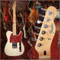 1994-95 Fender Telecaster - $695 Made in Japan