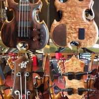 Williams Triple O Bass w/gig bag - $1,075
