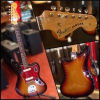1999-2002 Fender Jaguar - $945 Crafted in Japan