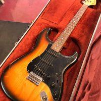 "1980 Fender ""hardtail"" Stratocaster w/ohsc - $1,695"