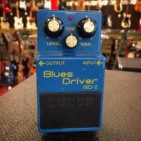 Boss BD-2 Blues Driver - $75 MIT