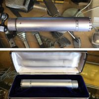 Sennheiser MD211U Dynamic Mic w/case - $195