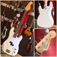 1993-94 Fender P-Bass w/gig bag - $695 Made in Japan