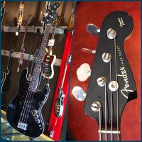 2004-05 Fender Aerodyne Jazz Bass w/gig bag - $745 Crafted in Japan