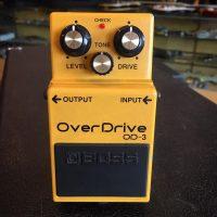 Boss OD-3 Overdrive -$65