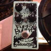 Yellowcake Furry Burrito fuzz w/box - $100